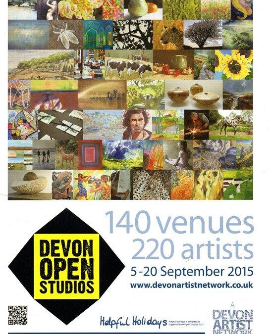 Devon Open Studios Bev Knowlden