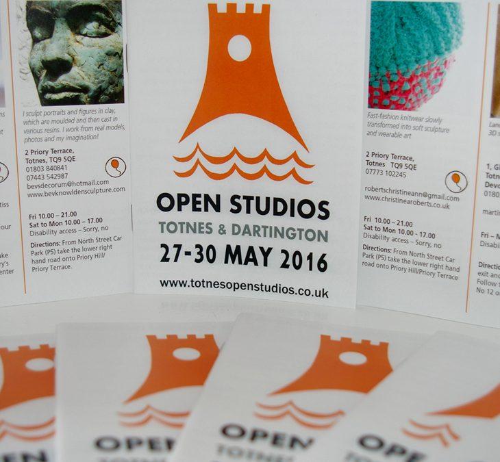 Totnes & Dartington Open Studios 2016 Bev Knowlden