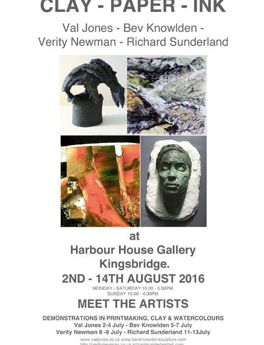 Harbour House Gallery Kingsbridge