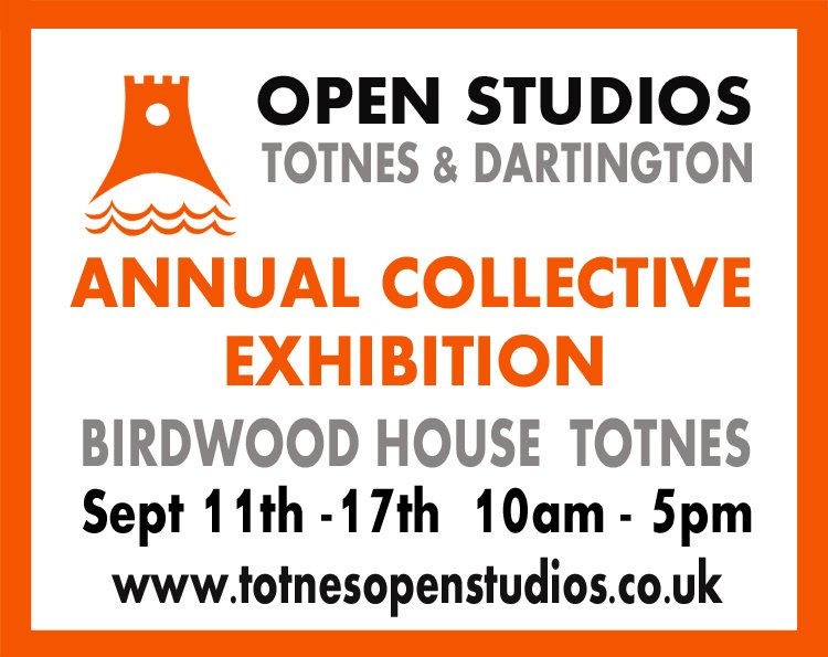 Totnes & Dartington Open Studios Annual Collective Exhibition