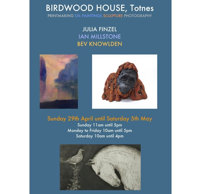 Exhibition at Birdwood House Gallery