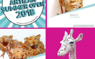 Artizan Gallery Summer Open 2018